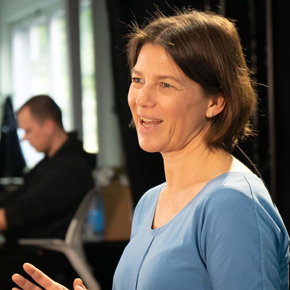 Führungskräftetraining mit Anke Michels