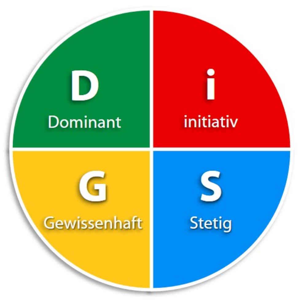 DiSG Typen